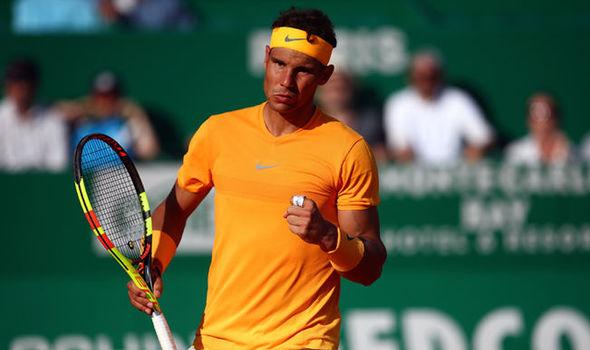 Nadal thrashes Thiem to cruise into Monte Carlo semis