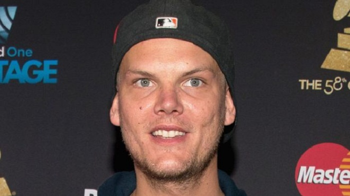 IMG AVICII, Swedish Electronic Dance Music Artist and DJ