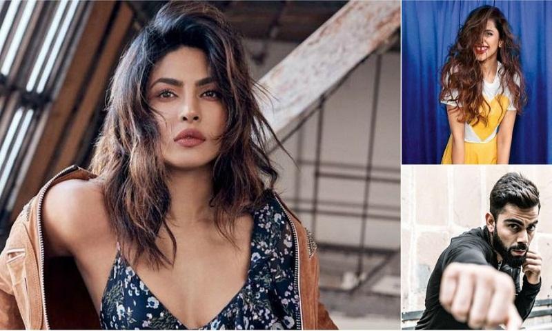 Priyanka Chopra proud of Deepika Padukone, Virat Kohli