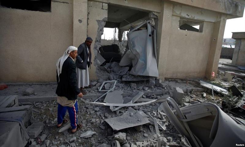 Residents: 20 dead in airstrike in Southwestern Yemen