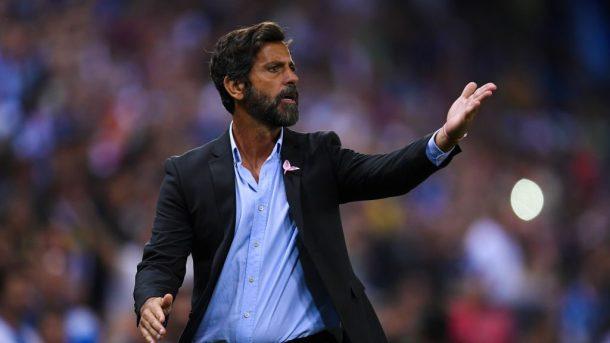 Espanyol fires coach Quique Sanchez Flores