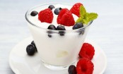 Improve your health with sweetness of fat-free yogurt