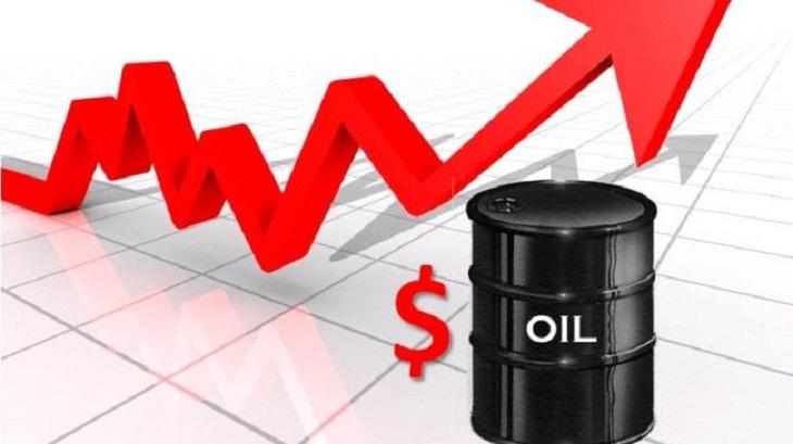 Oil prices rise despite Trump's criticism