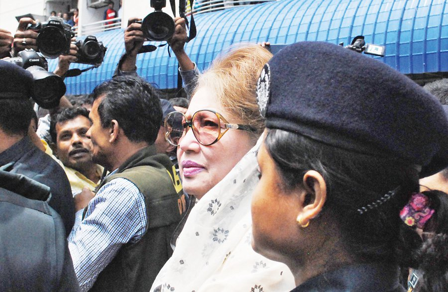 Zia Charitable Trust case: Khaleda's bail extended till May 10