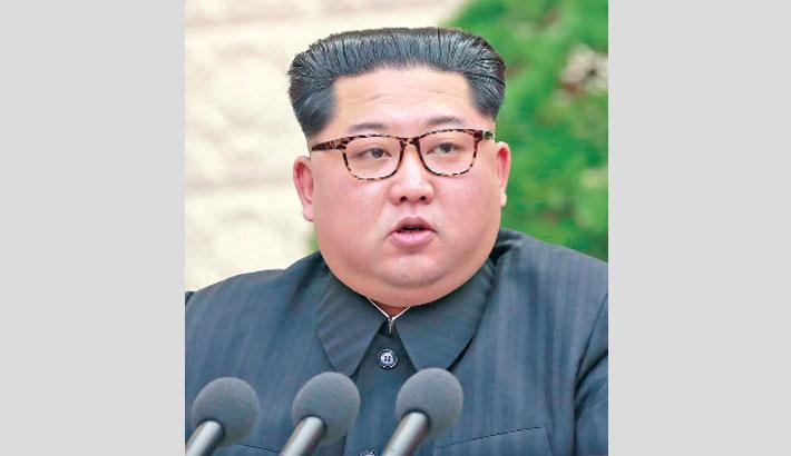 N Korean leader promises no more nuclear or missile tests