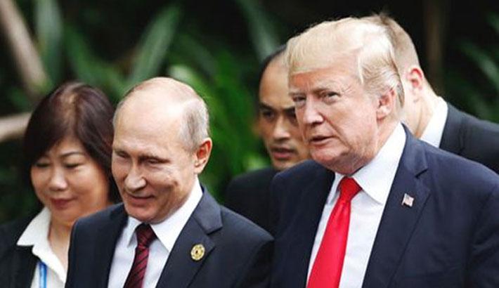 Democrats sue Trump, Russia, WikiLeaks