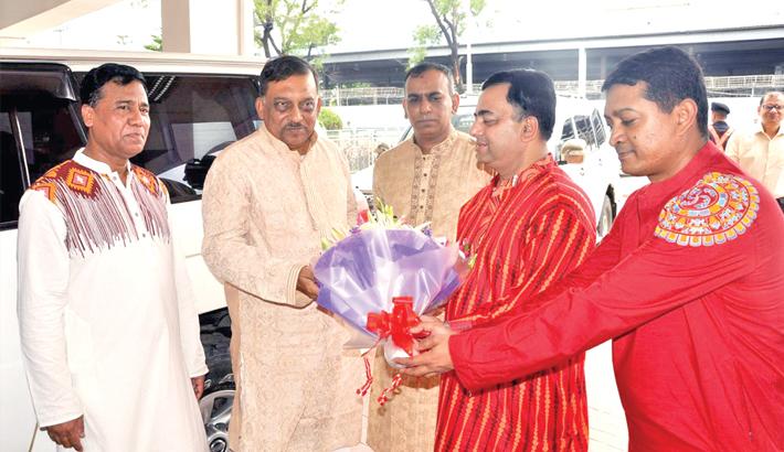 RAB celebrates  Bengali New Year  amid festivity