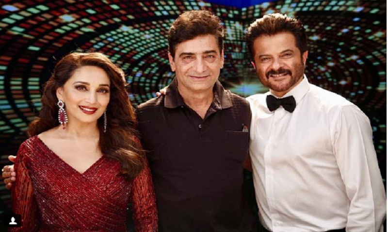 Madhuri Dixit, Anil Kapoor reunite for 'Total Dhamaal'