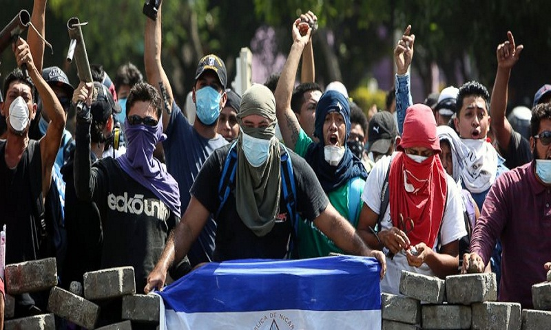 Journalist among over 2 dozen killed in Nicaragua unrest