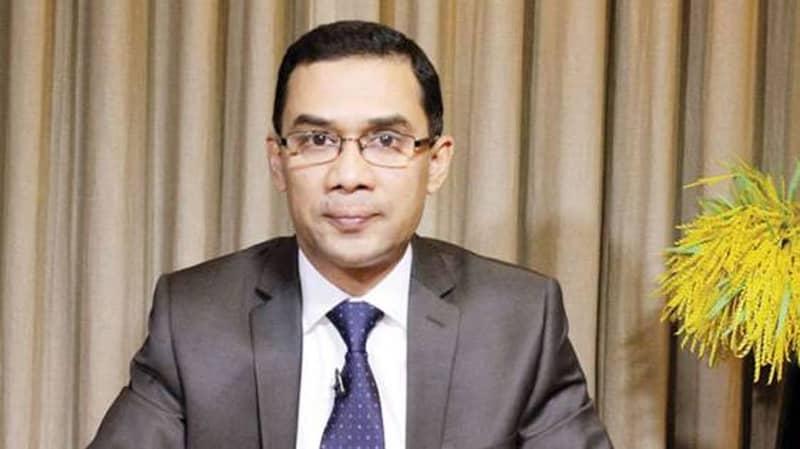 Tarique surrenders Bangladeshi nationality: Shahriar