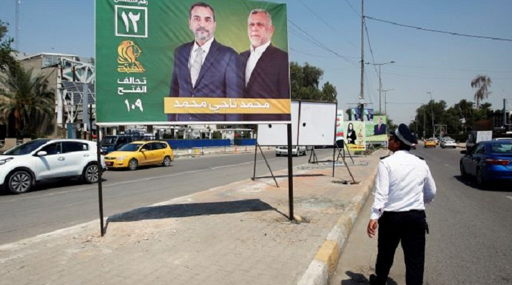 IS threatens Iraq polling stations ahead of vote