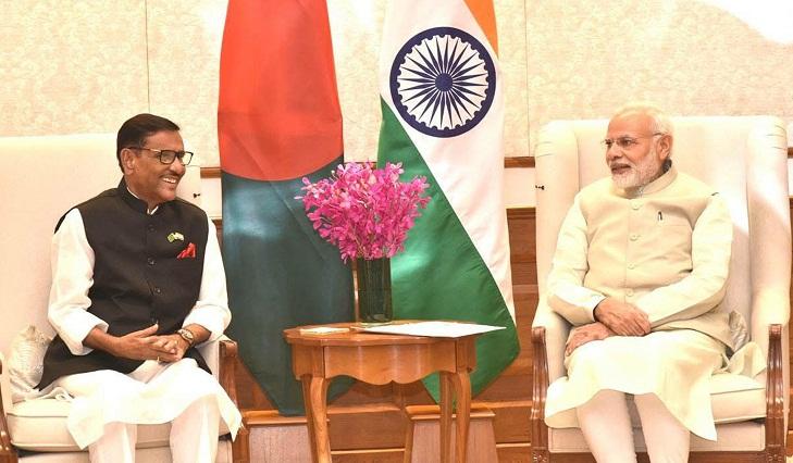 Indian PM Modi lauds Sheikh Hasina's bold, courageous leadership