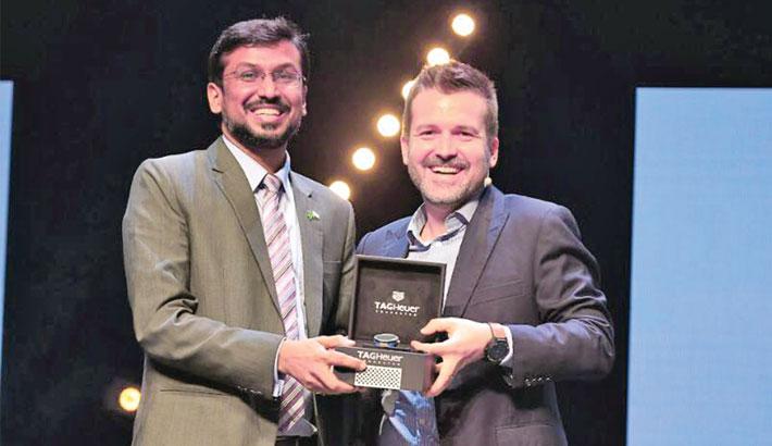 CMED Health  gets innovation  award