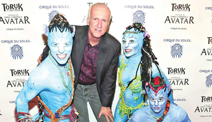 Cameron says the Avatar sequels are a 'Godfather'-like family saga