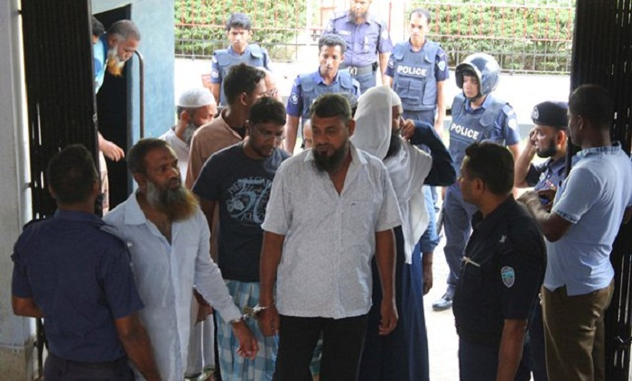 15 JMB men get life in prison for Aug 17 bomb blasts