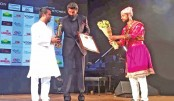 Taposh gets Dadasaheb Phalke Excellence Awards as first Bangladeshi music director