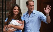 Duchess of Cambridge gives birth to son