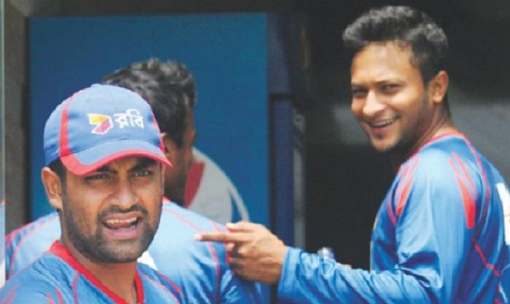 Shakib, Tamim to play for World XI side