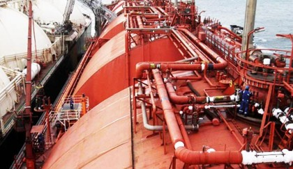 Maiden LNG cargo  arrives tomorrow