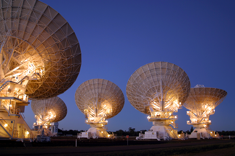 Australian radio telescope array to receive massive upgrade