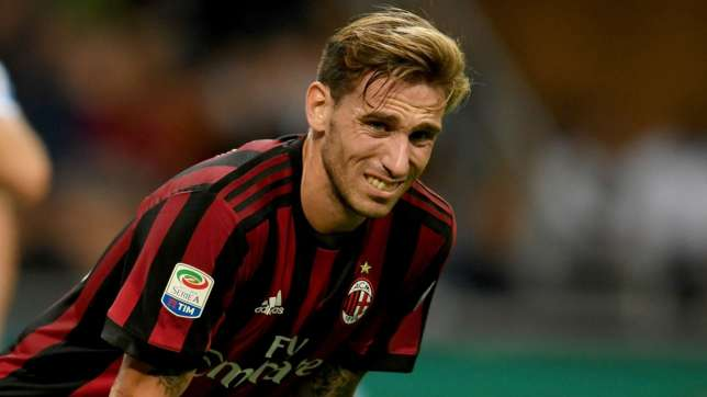 Argentine Biglia's World Cup in doubt after back injury