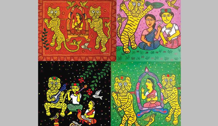 Patua Nazir's solo exhibition begins today