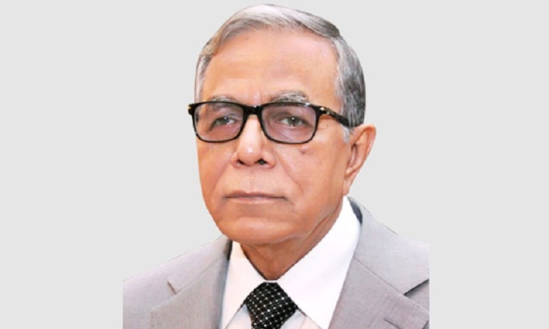 Abdul Hamid to swear in today as President for second term