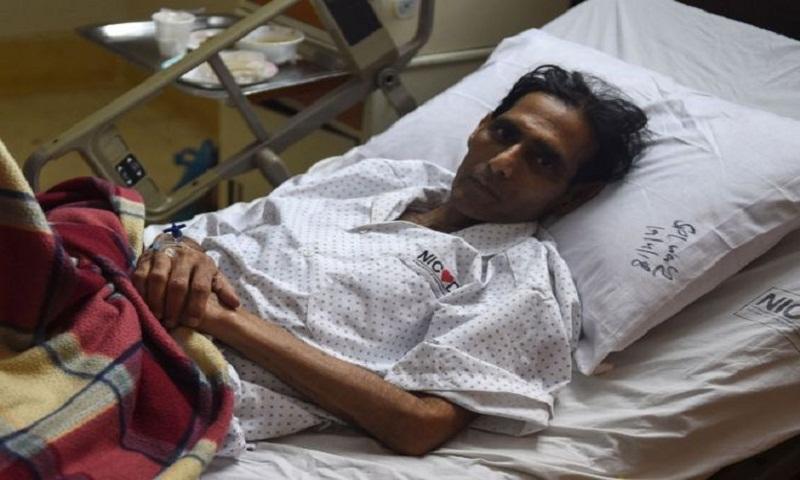 Pakistan hockey player seeks heart transplant in India