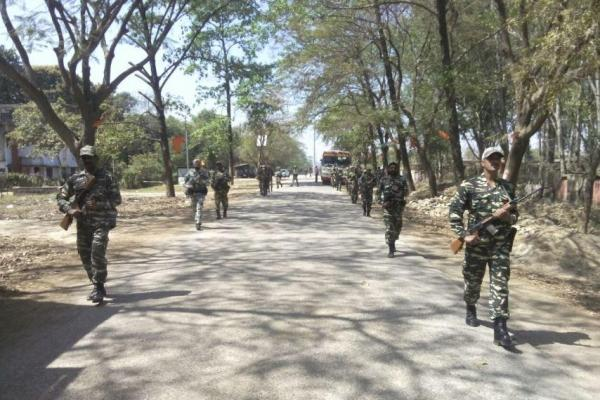 Police say 6 more Maoist rebels killed in western India