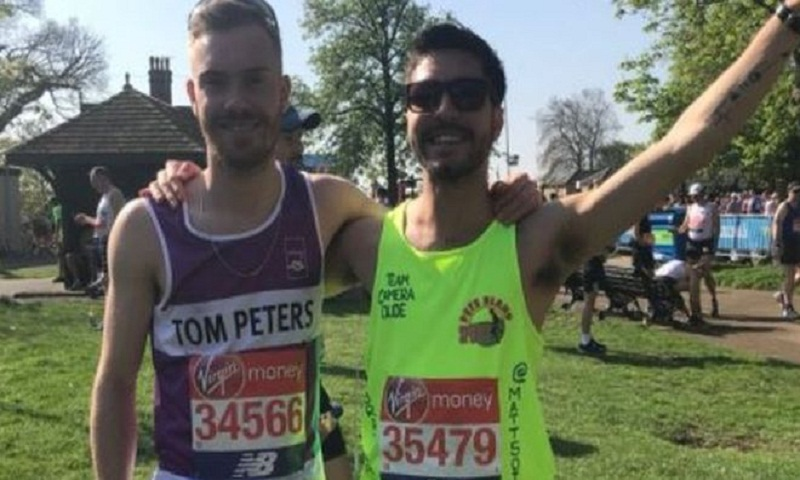 London Marathon: MasterChef semi-finalist Matt Campbell dies