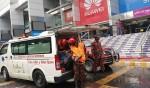 Mock fire drill held at Bashundhara City