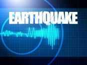 Earthquake jolts Sylhet