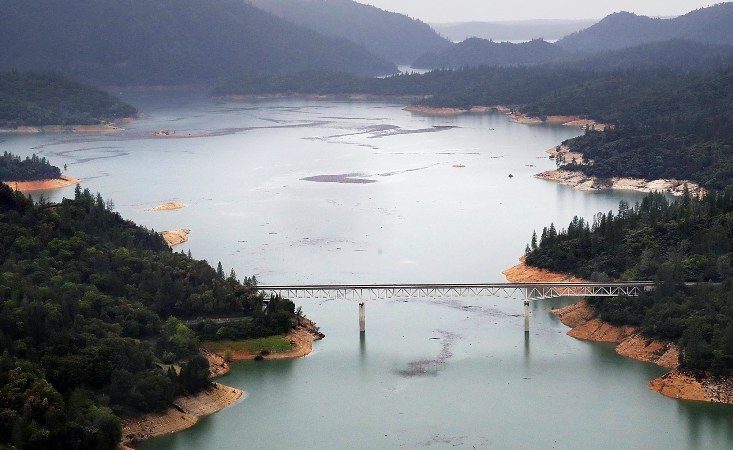 California to 'whiplash' between drought, floods: study