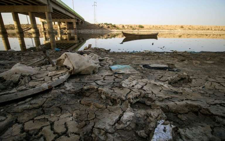 In southern Iraq, drought tightens its grip