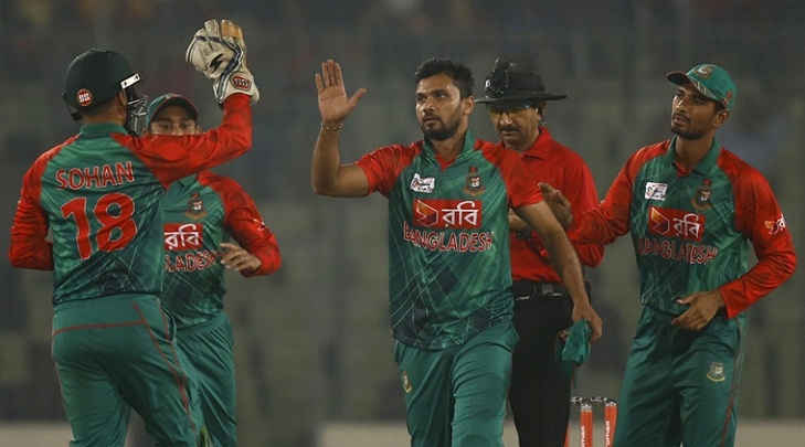2019 World Cup schedule for Bangladesh