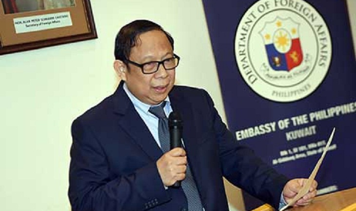 Kuwait expels Philippine envoy amid tensions over domestic workers