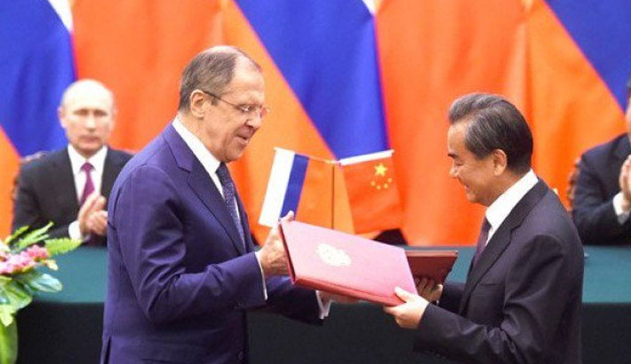 Russia, China urge UN nuke forum to save Iran deal