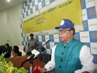 Malaria to be eliminated in five years: Nasim