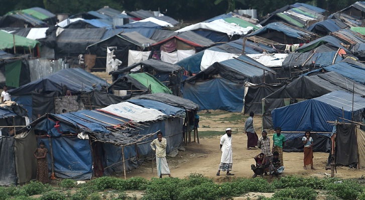 UN team to visit Myanmar's Rakhine next week: official