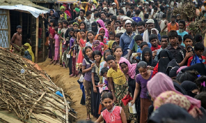 Proactive Diplomacy and Rohingya Issue