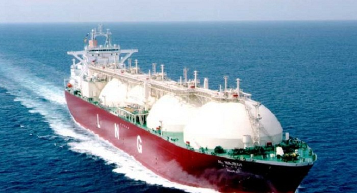 Maiden LNG cargo reaches Bangladesh