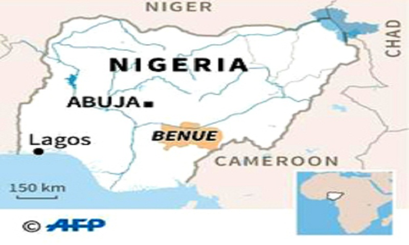 16 killed in Nigerian church by suspected ethnic herdsmen