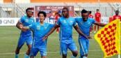 AFC Cup: Abahani, Aizawl play 1-1