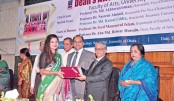 129 DU students,  two teachers get  Dean's Award