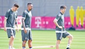 Bayern, Real clash in UCL reunion