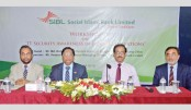 SIBL workshop on IT Security held