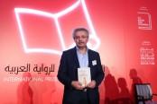 Palestinian novelist Ibrahim Nasrallah wins top Arab prize