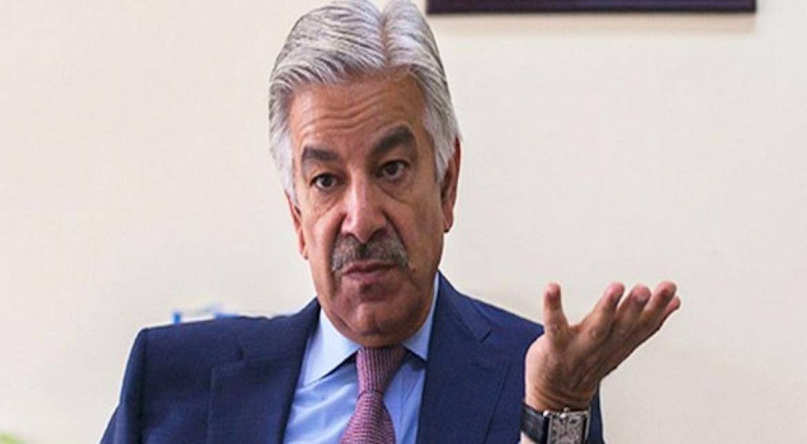 Pakistan foreign minister Khawaja Asif disqualified as member of Parliament