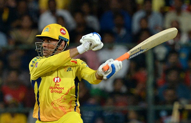 CSK beat RCB after Dhoni hits unbeaten 70