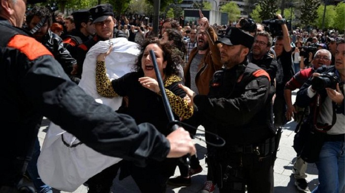 Spain 'wolf pack' gang jailed for San Fermin sex attack